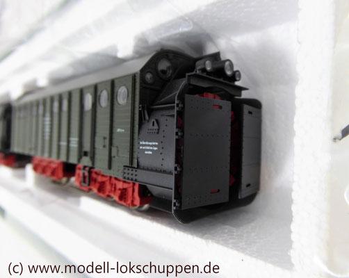 Märklin 26830 BR 52 mit Dampfschneeschleuder / Insider Modell 1998  5