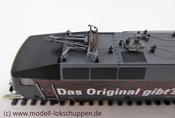 """BR 120.1 """"150 Jahre Märklin"""" DB / Märklin 37530 / MHI 2009    9"""