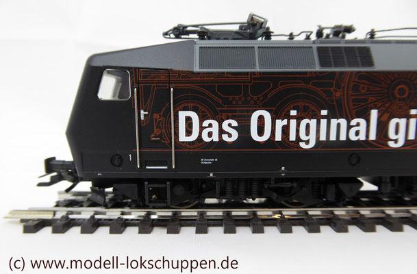 """BR 120.1 """"150 Jahre Märklin"""" DB / Märklin 37530 / MHI 2009    8"""