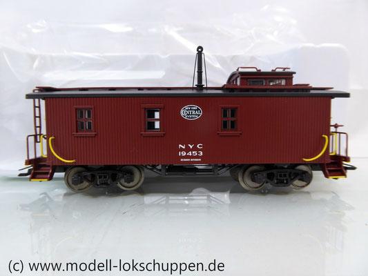 Märklin 45703 Güterzugbegleitwagen Caboose Serie 19000 der New York Central System    4
