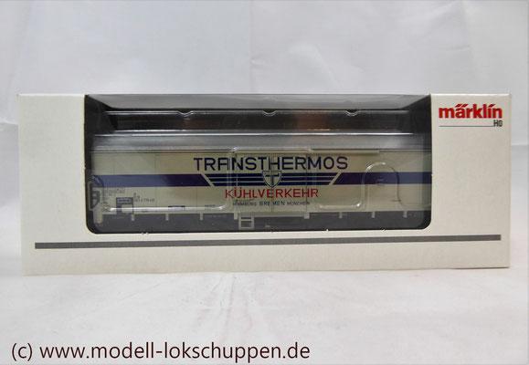 Märklin 48163 Insider-Wagen 2013: Kühlwagen Transthermos    2