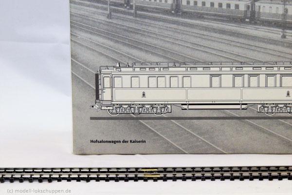 Märklin 43620 Hofsalonwagen der Kaiserin    2