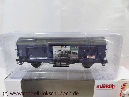 """Märklin 48511 - Märklin Magazin Jahreswagen H0 2011 -  Glt 23 """"Dresden"""""""