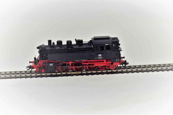 Tenderlokomotive BR 64 der DB / Märklin 39640  5