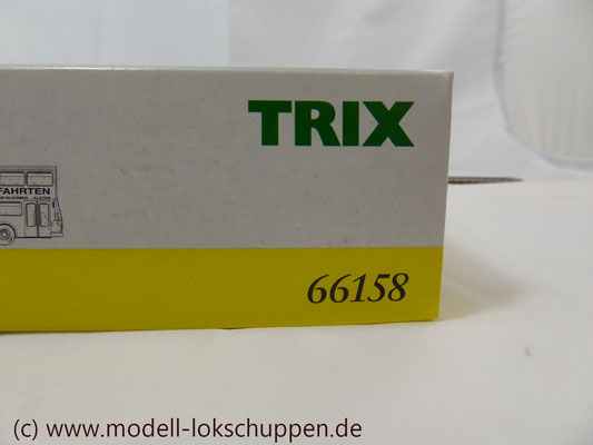 """Trix66158 Zubehörset """"Hamburger Autos"""" 5tlg. Ep. 5x WIKING zum Thema """"Tor zur Welt""""  1"""