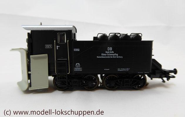 """Märklin 46119 H0 Henschel-Schneepflug Bauart """"Klima"""" der DB   2"""
