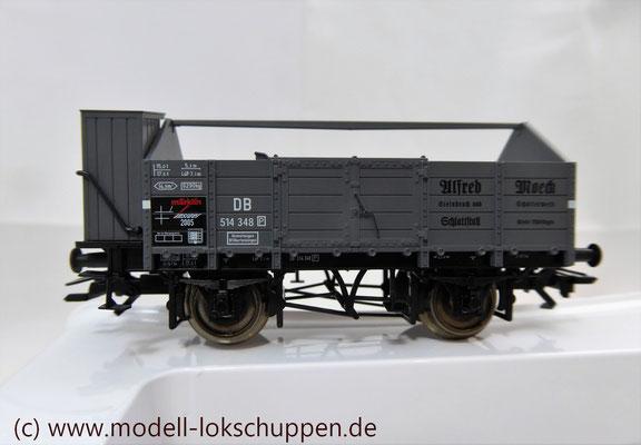"""Märklin 46022 Insider Jahreswagen 2005 - Mittelbordwagen (DB) """"Alfred Moeck""""     6"""
