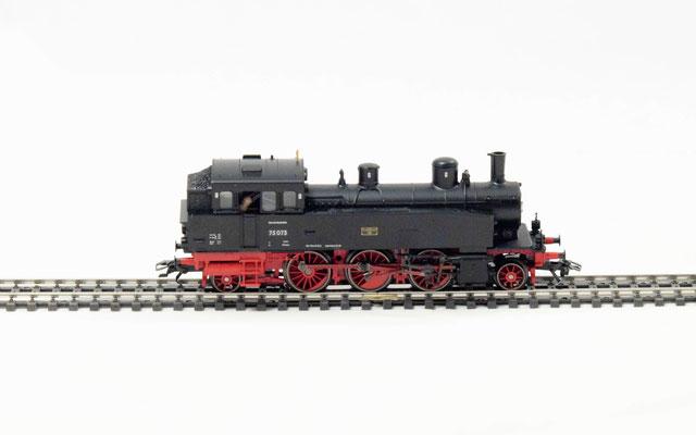 Personenzuglokomotive BR 75 der DB / Märklin 37132 / Limitierte Serie  3