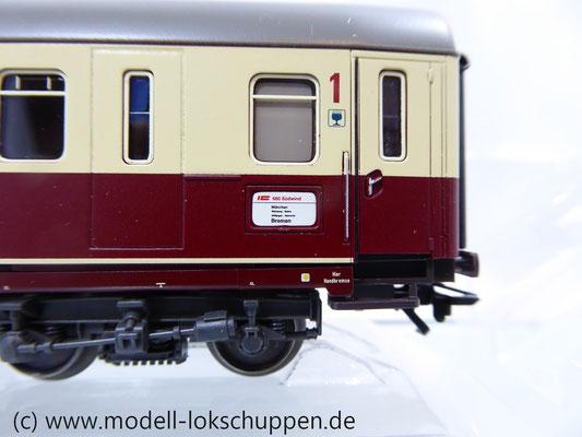"""Märklin 42972 """"IC Südwind"""" Barwagen für Insider Modell 2003     5"""