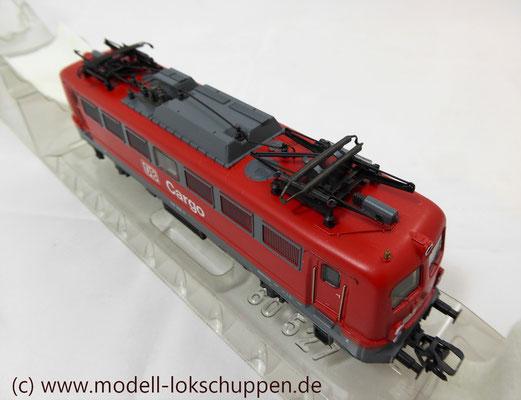 Güterzuglokomotive BR 140 / E 40 der DB AG / DB / Märklin 37401     5