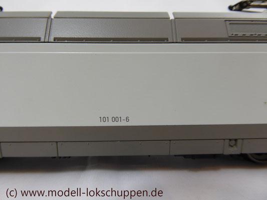BR 101 der DB AG / Märklin 34372 Limitiertes Sondermodell 1997    7