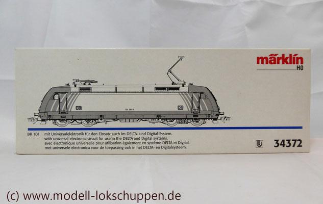 BR 101 der DB AG / Märklin 34372 Limitiertes Sondermodell 1997    2