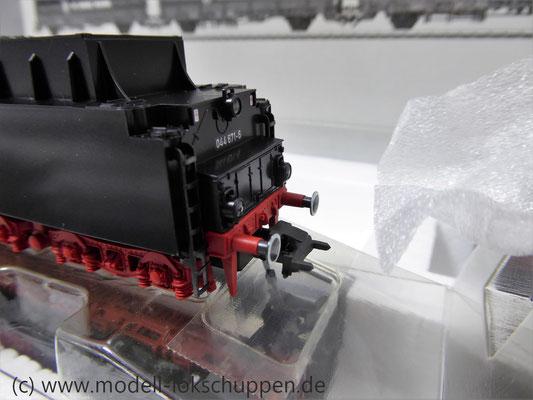 Märklin 26558 Einmalige Serie BR 44  DB mit schwerem Güterzug Stahlröhren    12