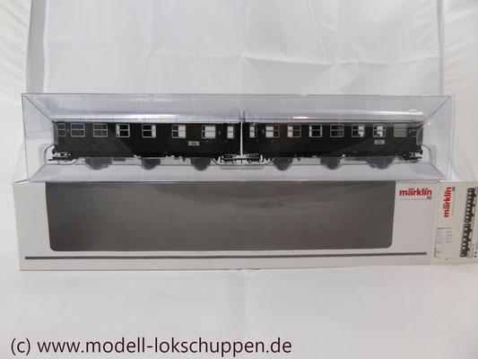PersonenwagenC3yge / C3Pwyge der DB / Märklin 43172, 43182, 43192   3