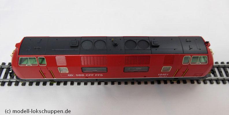 Märklin 3384 Diesellokomotive Am 4/4 der SBB