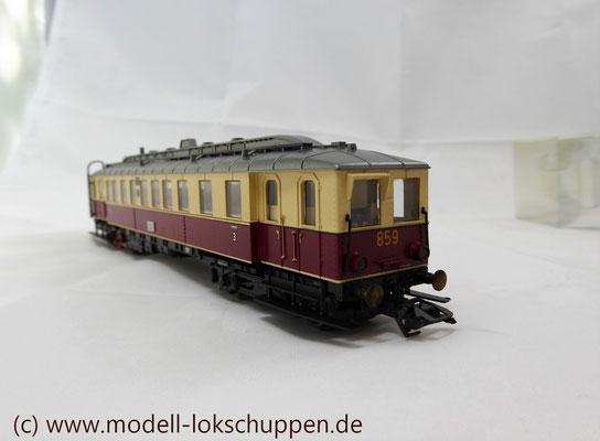 Märklin H0 34261 Diesel-Triebwagen VT 859 der DRG, Delta, MHI 1998    5
