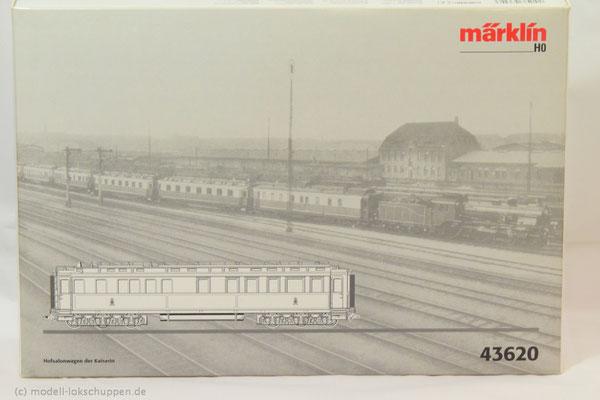 Märklin 43620 Hofsalonwagen der Kaiserin    1
