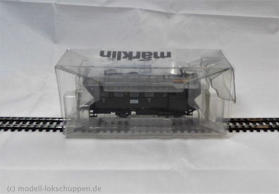 "Dampf-Triebwagen ""Kittel"" BR Ci dT Wü 05 der DRG / Märklin 34251"