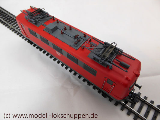 Märklin 39411  Mehrzwecklok BR 141 der DB AG/ mfx-Digital, Sound     6