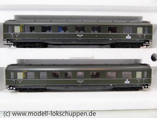 "Märklin 43259 Schnellzugwagen-Set ""Berlin-Hamburg"" DRG Ep.2     1"