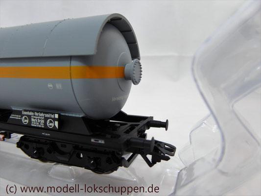 """Druckgas-Kessselwagen """"EVA"""" der DB / Insider 2006 Märklin 46453    5"""