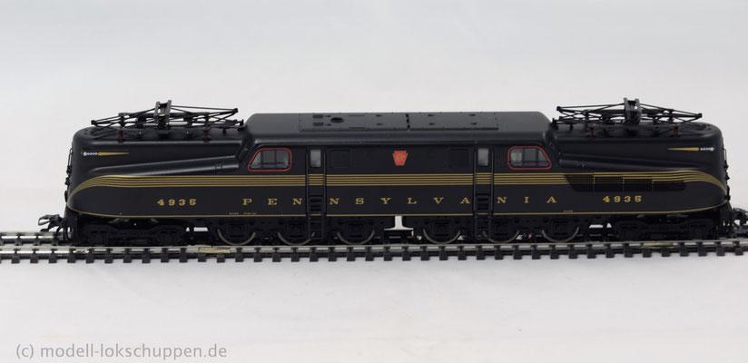 Typ GG-1 der PRR USA / Märklin 37490    2