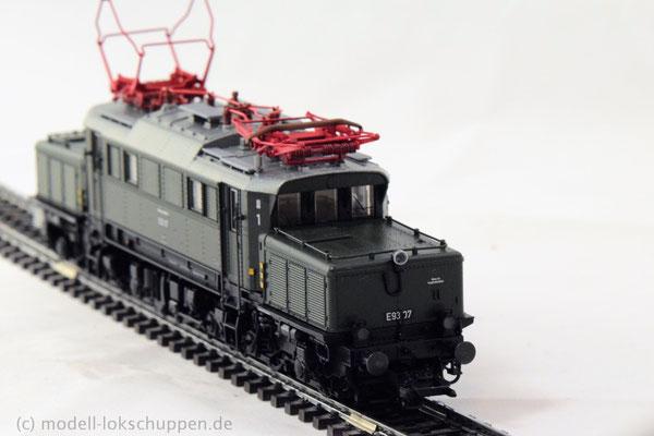 Märklin 37870 BR E 93 der DB / Insider 2014