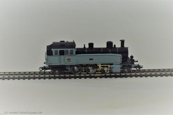Reihe T 5 der K.W.St.E. Betriebs-Nr. 1208 / Märklin 3412  3