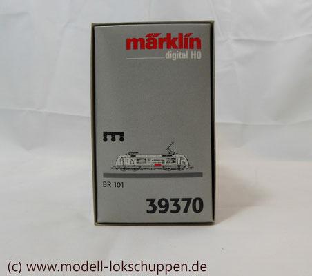 """Märklin 39370 E-Lok BR 101 """"Fußball WM 2006"""" Insider Modell 2000   1"""