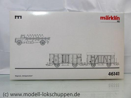 Märklin 46141 Wagen-Set Stückgutverkehr DB Epoche 3 MHI    1