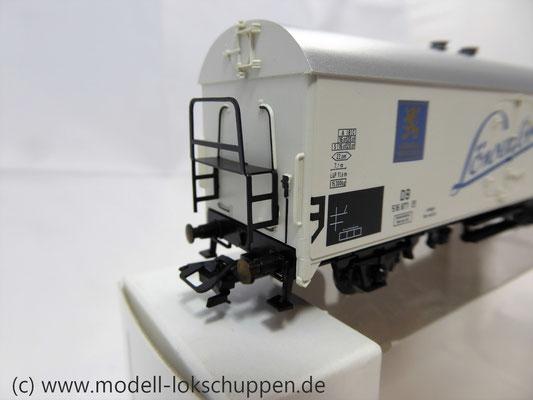 Märklin 45021 - Bierwagen Löwenbräu    5