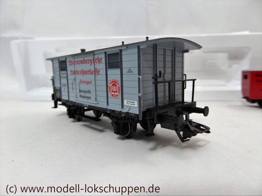 MÄRKLIN Museumswagen 1999