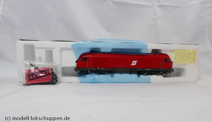 Roco 69401 Diesellok BR 2016 007-3 ÖBB für Märklin DIGITAL mit ESU Loksound 2