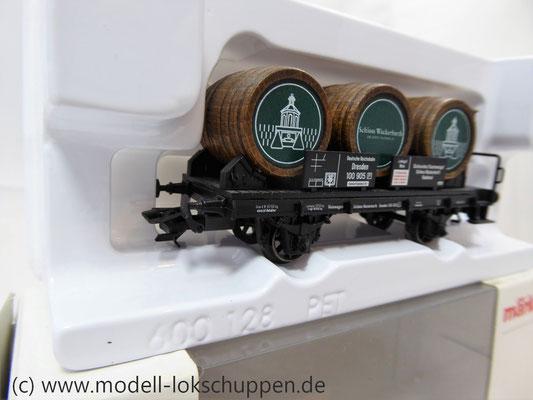 Märklin 94289 Weinfasswagen Schloss Wackerbarth Sondermodell 2007     2