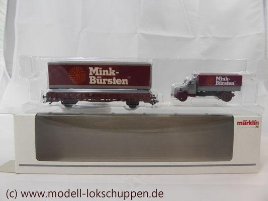 Märklin 48112 Museumswagen-Set 2012 Mink Bürsten, Ep. IV   2