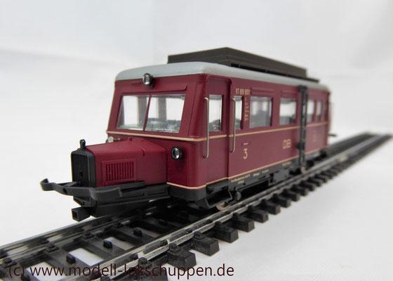 """Schienen-Omnibus """"Wismar"""" BR VT 89.9 der DB / Märklin 34232    7"""