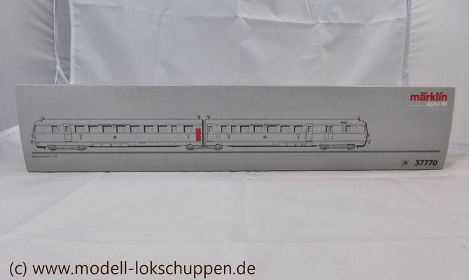 Märklin 37770 H0 Dieseltriebzug SVT 137, DRG, Ep. II  1