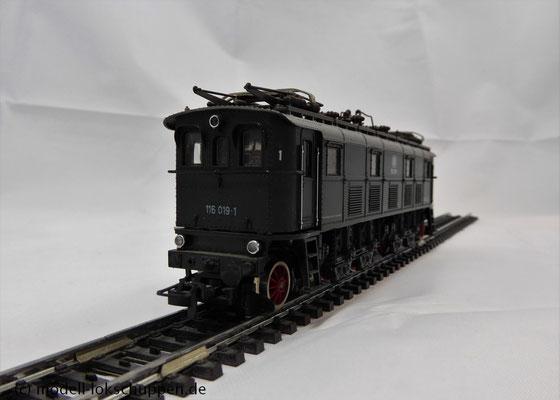 Roco H0 AC 14143 Elektrolokomotive der DB BR 116 019-1   5