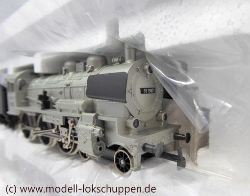 "Lokomotiv-Packung ""Baureihe 38"". (Metall-Technologie-Edition) / Märklin 00380   10"