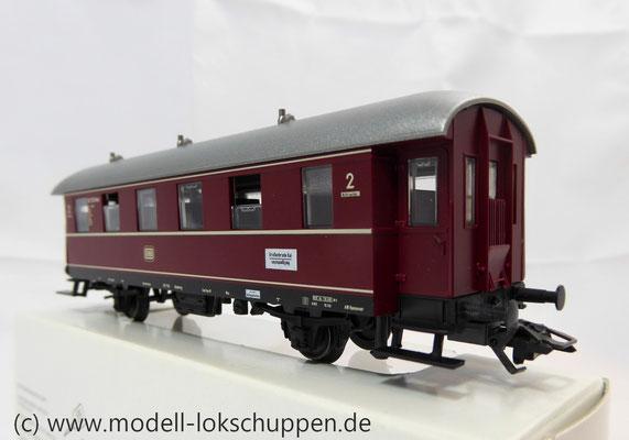 Märklin 4335 / Nebenbahnwagen der DB rot 2 Klasse    3