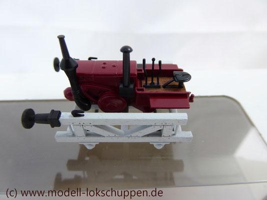 Lanz Schienen-Traktor, Ep. II,  KLV 04 / Märklin 46770