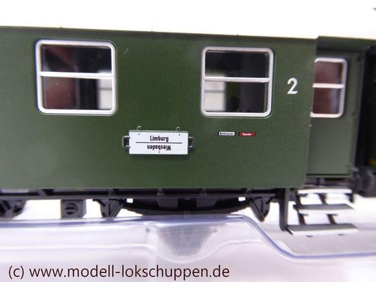 PersonenwagenC3yge / C3Pwyge der DB / Märklin 43172, 43182, 43192   6