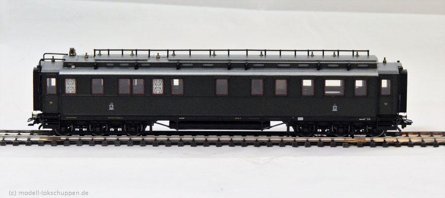 Märklin 43620 Hofsalonwagen der Kaiserin    4