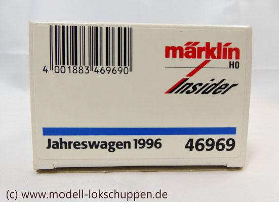 "46969 Märklin Insider Jahreswagen 1996 Klappdeckelwagen ""Heinr. FRANCK Söhne""    2"