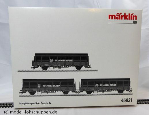 Märklin 46921 Rungenwagenset Epoche 4