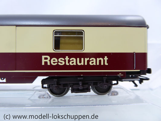 "Märklin 42973 ""IC Südwind"" TEE-/InterCity Speisewagen Bauart WRmz 135 OVP      5"