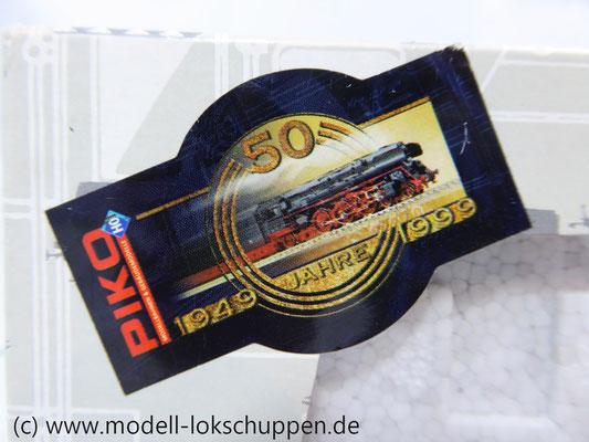 Pico 51290  / E 93 50 Jahre Piko Jubiläums Ausgabe