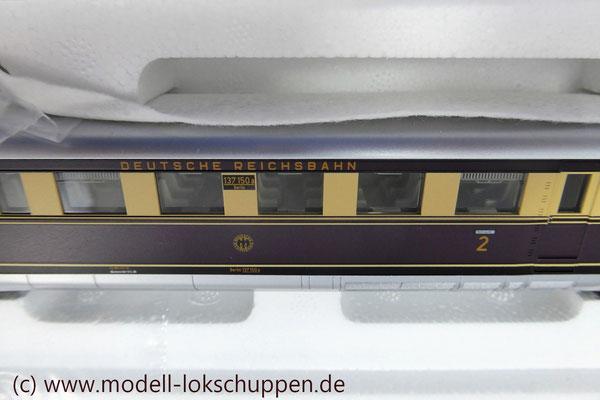 Märklin 37770 H0 Dieseltriebzug SVT 137, DRG, Ep. II  10