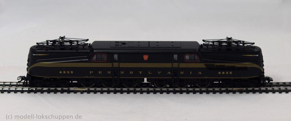 Typ GG-1 der PRR USA / Märklin 37490    3