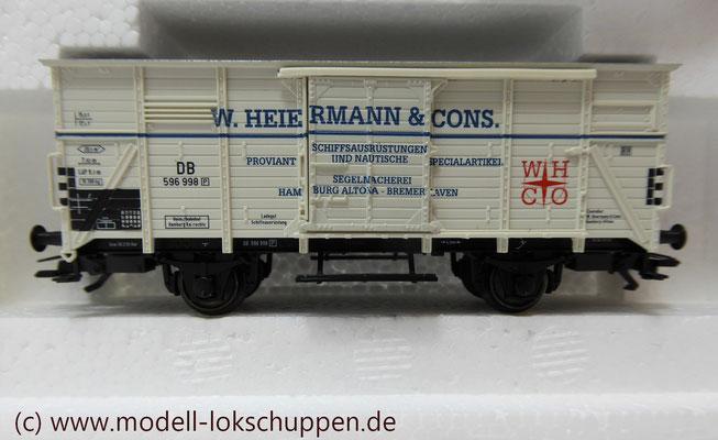 """Trix 24029 H0 Güterwagen-Set """"Schiffsausrüstung""""/ """"Tor zur Welt""""   8"""